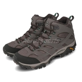 Merrell 登山鞋 Moab 2 Mid GTX 深灰 摩卡 黑 高筒 男鞋 戶外鞋 【ACS】 ML033317