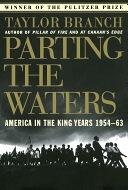 二手書博民逛書店《Parting the Waters: America in the King Years 1954-63》 R2Y ISBN:0671687425
