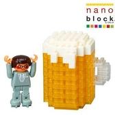 【日本KAWADA河田】Nanoblock迷你積木-上班族的啤酒派對 ML-033