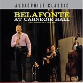 停看聽音響唱片】【CD】BELAFONTE AT CARNEGIE HALL (HDCD)