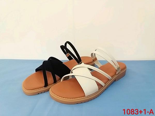 1083+1 台灣製 涼鞋拖鞋2穿~百搭不敗時尚平底涼鞋/時尚涼鞋(現貨+預購)