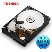 TOSHIBA 東芝 桌上型 8TB 3.5吋 內接硬碟 MD06ACA800