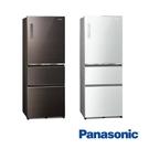 Panasonic 國際牌 500公升 玻璃 三門 電冰箱 NR-C501XGS 新鮮急凍結