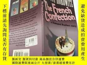 二手書博民逛書店the罕見french confection:法國甜點 。Y200392