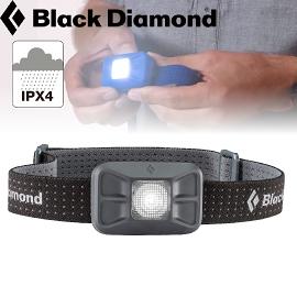 【Black Diamond 美國 Gizmo 防水LED頭燈 碳黑】620623/頭燈/防水頭燈/登山/露營★滿額送