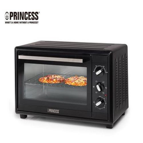【Princess 荷蘭公主】112372 35公升旋風式雙層玻璃大烤箱 ( 原廠公司貨 )
