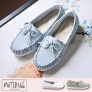包鞋 鞋帶式文青莫卡辛鞋 MA女鞋 T6...