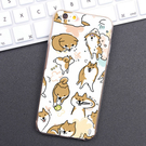 iPhone 6 6S i6 plus i6plus se 5 i5 5S 手機殼 軟殼 外殼 日本柴犬