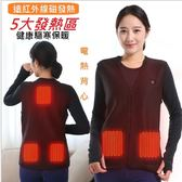 【含電池】原始點溫敷, 保暖背心, 電熱護腰背 , 安全智能溫控,  定時斷電, 免暖暖包  *9