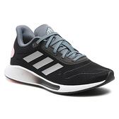 Adidas GALAXAR RUN SHOES 女款 黑粉色 專業訓練 運動 慢跑鞋 FW1185 【KAORACER】