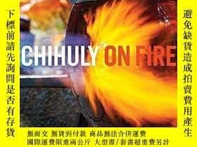 二手書博民逛書店Chihuly:罕見On Fire Note Card Set-奇胡利:著火的紙牌套裝Y436638 Dale