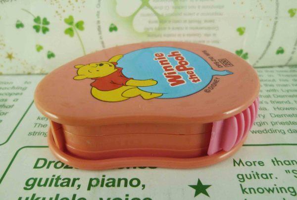 【震撼精品百貨】Winnie the Pooh 小熊維尼~削筆器-粉