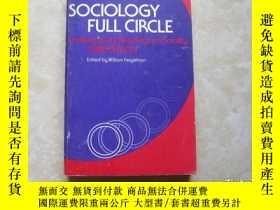 二手書博民逛書店sociology罕見full circle contemporary readings on society t