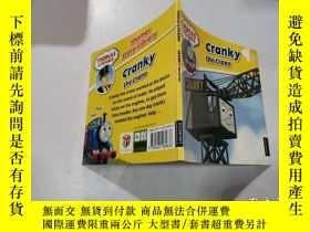 二手書博民逛書店cranky罕見the crane:轉動起重機Y212829