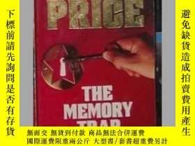 二手書博民逛書店英文原版罕見The Memory Trap by Anthony