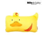 Milo & Gabby 動物好朋友-mini枕頭套(DUKE小鴨)[衛立兒生活館]