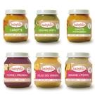 法國 BABYBIO 生機蔬菜泥|果泥130ml(15款可選) -法國原裝進口 嬰幼兒專屬副食品