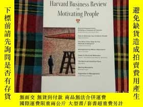 二手書博民逛書店Harvard罕見Business Review on Motivating PeopleY22710 Bro