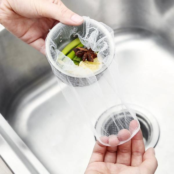 排水孔濾網 水槽過濾網 過濾網 濾水網 濾網 廚餘過濾網 WU5096【30只/包】