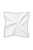 SST&C 男裝 米白口袋巾 | 3012003001