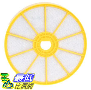 [104美國直購] 戴森 Washable Pre Motor Filter Designed to Fit Dyson DC07 Vacuum USAFIL188