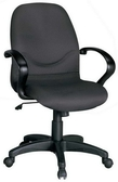 HP339-02 辦公椅(方塊布)氣壓+後仰/6524-A