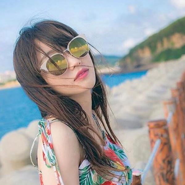 NINE ACCORD 水銀太陽眼鏡 CARDINAL-OR C04 (粉金) 韓系眉框款 粉水銀款 # 金橘眼鏡