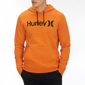 Hurley  M SRF CHECK OAO PO BLACK/(WHITE)  帽T-(男)