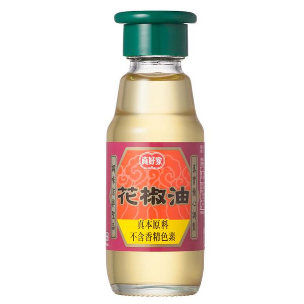 【真好家】花椒油130ml
