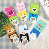 【KP】TSUMTSUM系列襪子 維尼 迪士尼 造型 直版襪 小耳朵 兒童卡通襪 DTT0522012