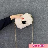鍊條包 小方包包2020新款潮流時尚洋氣鍊條韓版網紅ins百搭側背斜背女包 源治良品