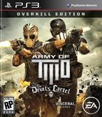 PS3 Army of TWO The Devil s Cartel 無間特攻:非法涉入(美版代購)