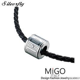 《 SilverFly銀火蟲銀飾 》【MiGO】DREAM項鍊-小