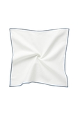 SST&C 男裝 米白口袋巾   3012003001