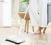 電動拖把吸塵器家用拖把掃把套裝掃地拖地一體機掃地神器LX爾碩數位