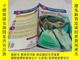 二手書博民逛書店Monster罕見Bugs 《怪物蟲子》Y200392