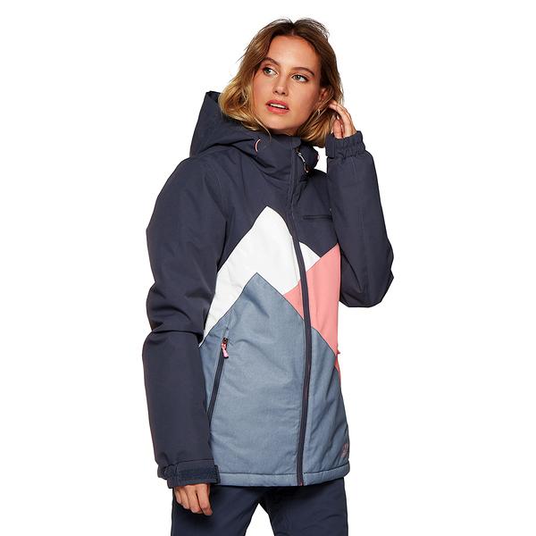 PROTEST 女 機能防水保暖外套 (頹廢色) ATOMIC SNOWJACKET