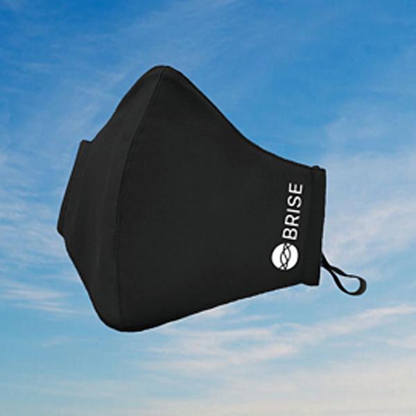 BRISE 防霾抗敏布織口罩 (霧黑/天藍/桃紅三色可選)