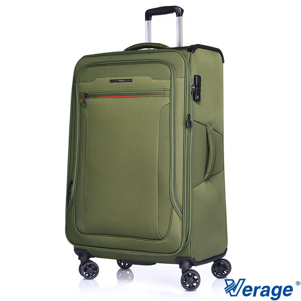 英國 Verage 維麗杰 24吋 風格時尚系列 旅行箱/行李箱-(綠)
