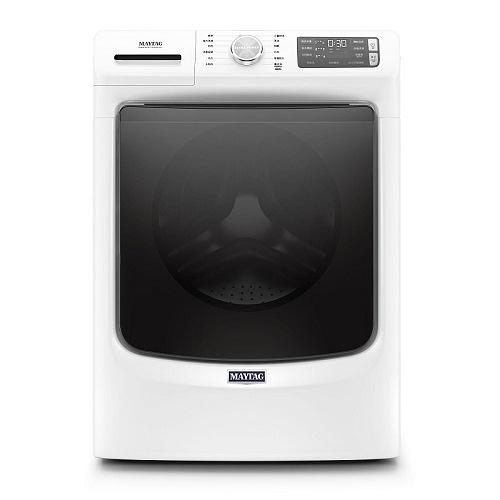 【得意家電】MAYTAG 美泰克 8TMHW6630HW 蒸氣深層洗淨 滾筒式洗衣機(17公斤) ~美國原裝進口~