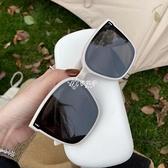 新款太陽鏡女防紫外線大臉顯瘦韓版GM款時尚墨鏡