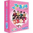 幼教-YoYo點點名12:YoYo百分百DVD (1CD/1DVD)