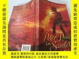 二手書博民逛書店Peter罕見Pan in Scarlet:彼得·潘重返夢幻島Y200392