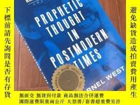 二手書博民逛書店Prophetic罕見thought in postmodern