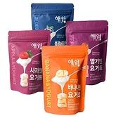 韓國 韓爸田園日記 優格寶寶餅乾 16g 優格球 水果優格餅乾 優格豆豆餅 0099 嬰兒餅乾