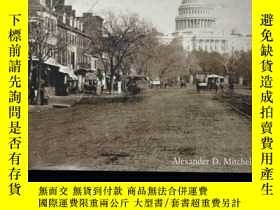 二手書博民逛書店Washington,D.C.THEN罕見AND NOWY150