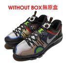 【US8.5-NG出清】Nike 籃球鞋 KD 8 SE EP What The KD 全新無原盒 彩色 幾何拼接圖形 男鞋【PUMP306】