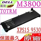 DELL M3800 ,XPS 15 9530, T0TRM 電池(原廠)-戴爾 Precision 245RR,0701WJ,701WJ,7D1WJ,T0TRM,Y758W,P31F,15-9530