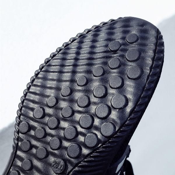 新款夏季老北京布鞋男鞋夏季中老年健步網鞋透氣防臭網面運動休閒 年貨慶典 限時八折