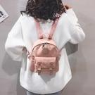 網紅雙肩包小包女2021年新款小揹包百搭時尚迷你小書包ins超火潮 【端午節特惠】